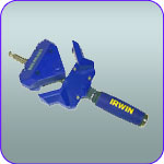 Irwin 90 Degree Corner Clamp